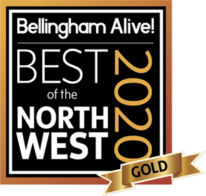 Best of the North West award - 2020